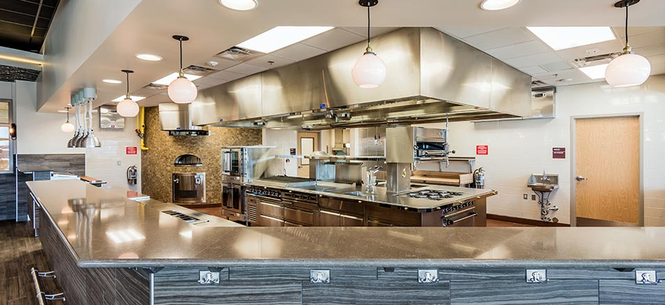 Wylie ISD:  Culinary Kitchen