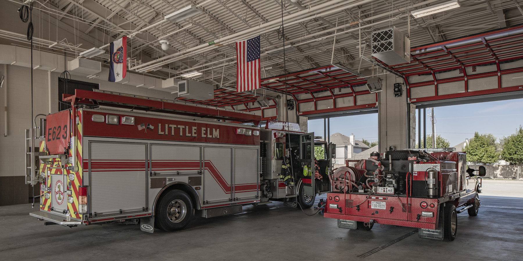Little Elm Fire Station 3