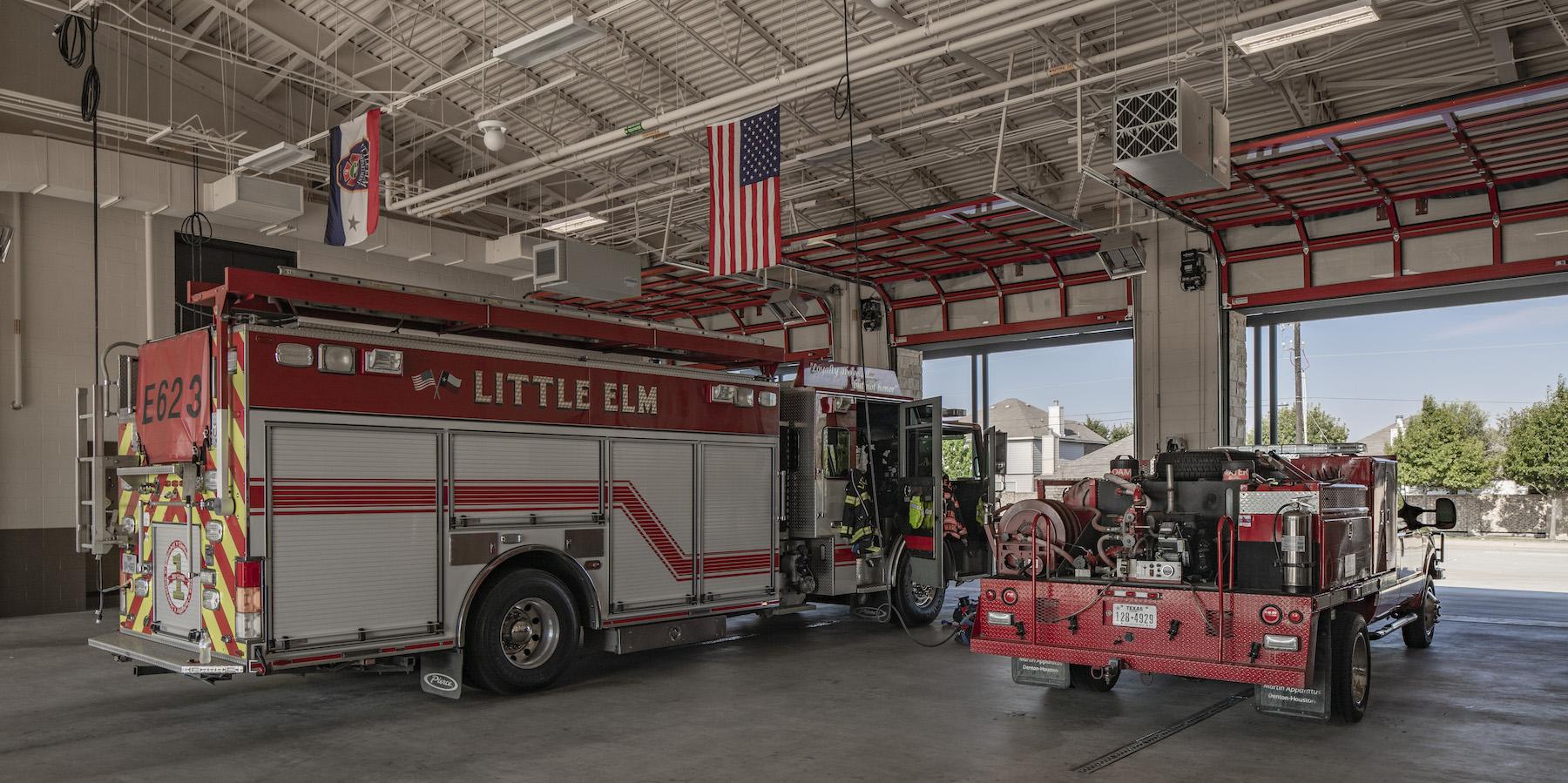 Little Elm Fire Station 3